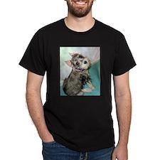 Too Cute Imp Black T-Shirt
