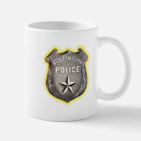Austin City Police Mug