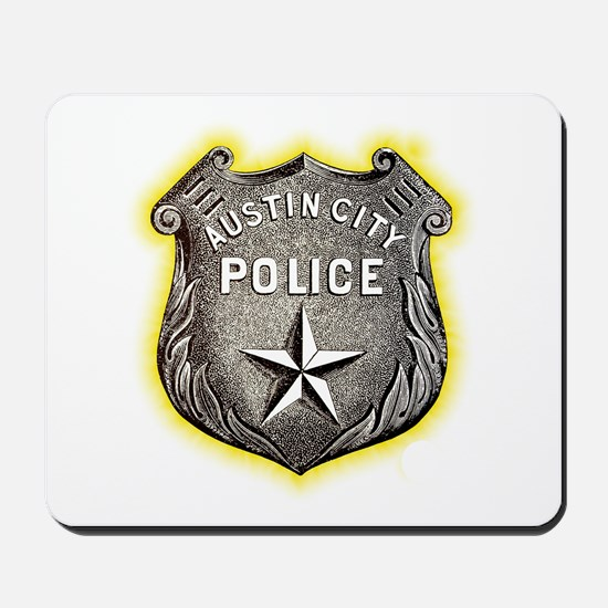 Austin City Police Mousepad