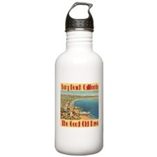 Long Beach California Water Bottle
