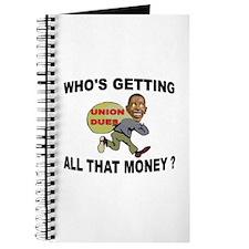 WASTE OF MONEY Journal