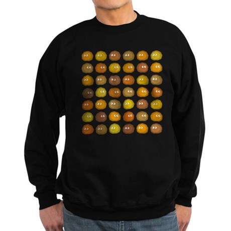 A lot of Tribbles Sweatshirt (dark)