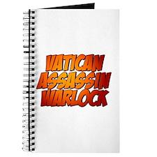 Vatican Assassin Warlock Journal