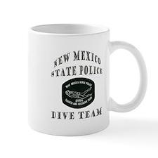 New Mexico State Police Diver Mug
