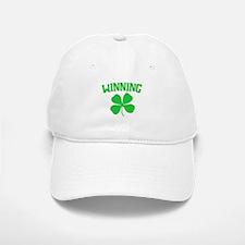 Winning Duh Baseball Baseball Cap
