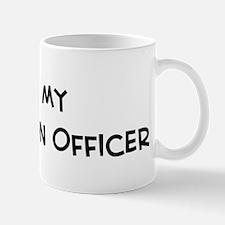 I Love Probation Officer Mug