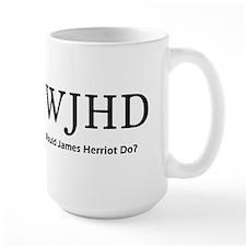What Would James Herriot Do? Mug