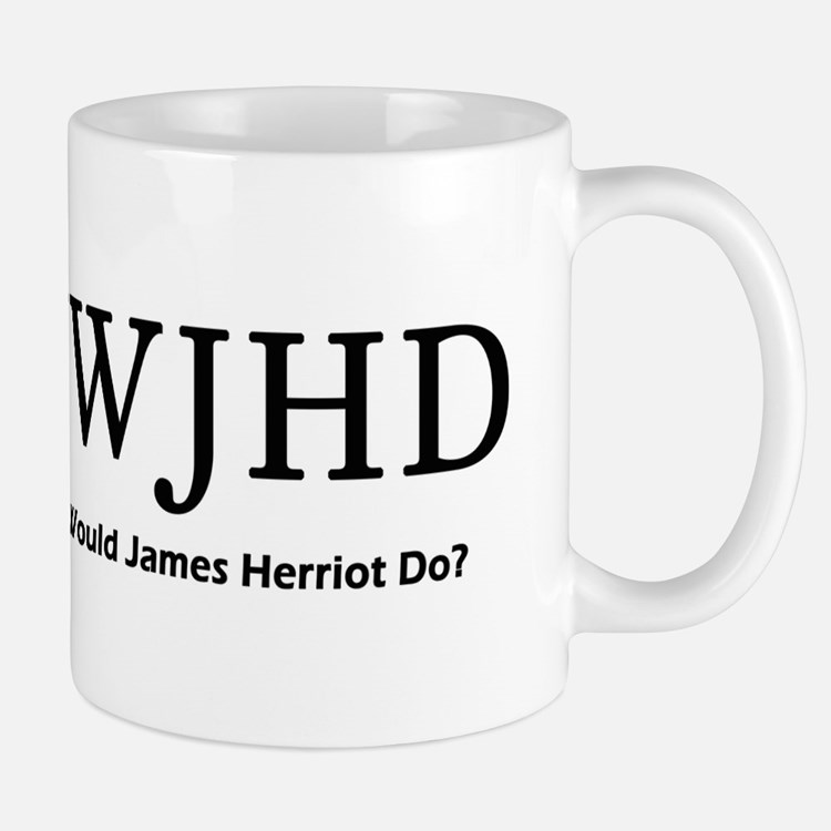 What Would James Herriot Do? Mug