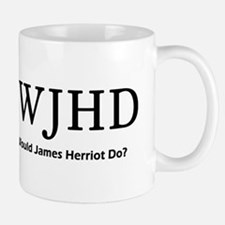 What Would James Herriot Do? Small Small Mug