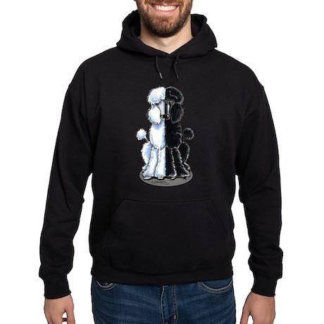 Double Standard Hoodie (dark)