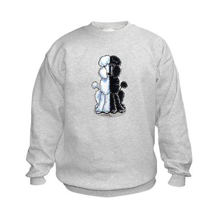 Double Standard Kids Sweatshirt