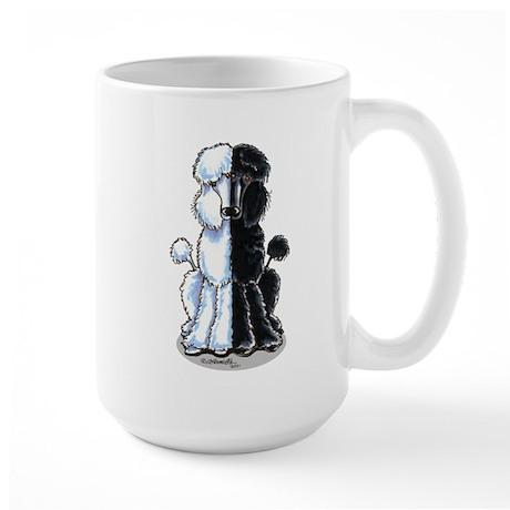 Double Standard Large Mug