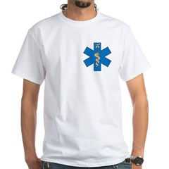 EMS Shriner - Blue Star of Life Shirt