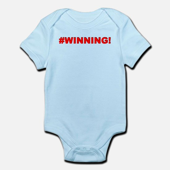 #WINNING Infant Bodysuit