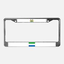 Cute Sl License Plate Frame