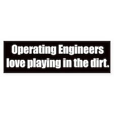 Operating Engineers (Bumper sticker)