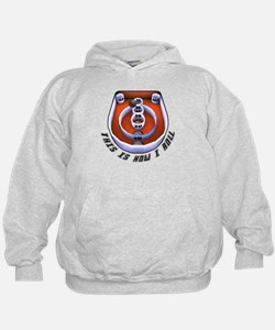 This is How I Roll Skee Ball Hoodie