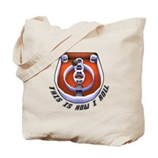 This is How I Roll Skee Ball Tote Bag