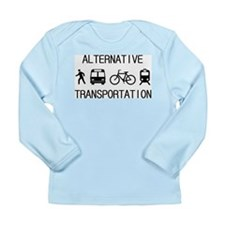 Unique Transportation Long Sleeve Infant T-Shirt