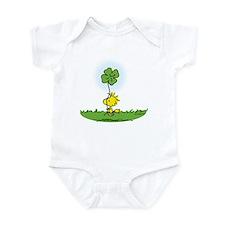 Woodstock Shamrock Infant Bodysuit