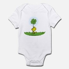 Woodstock Shamrock Infant Bodysuit