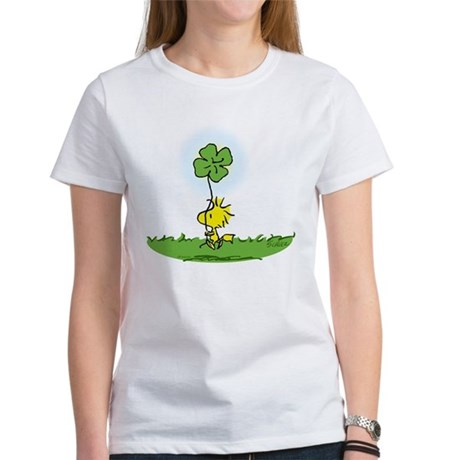 Woodstock Shamrock Women's T-Shirt