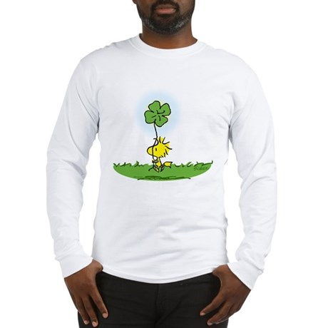 Woodstock Shamrock Long Sleeve T-Shirt