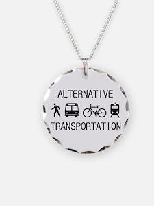 Unique Transportation Necklace