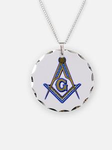 Cute Masonic Necklace