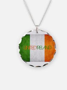 Funny Ireland Necklace