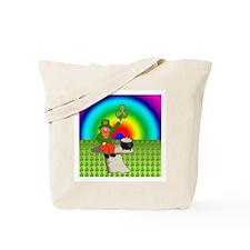 Cute Eek Tote Bag