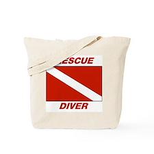 Unique Advanced diver Tote Bag