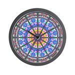 MANDALA SERIES:  Mandala Wall Clock