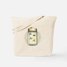 Cute Jars Tote Bag