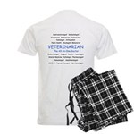 Veterinarian The All-In-One D Men's Light Pajamas