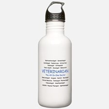 Veterinarian The All-In-One D Water Bottle