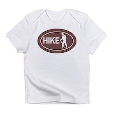 Cute Hiking Infant T-Shirt