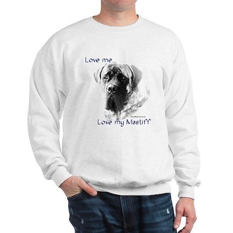 Mastiff 154 Sweatshirt