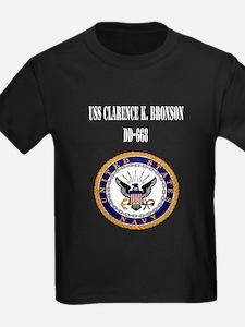 USS CLARENCE K. BRONSON T