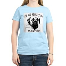 Mastiff 153 Women's Pink T-Shirt