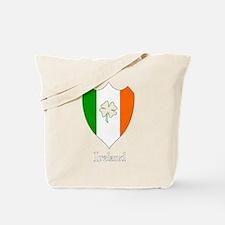 Irish Crest Tote Bag