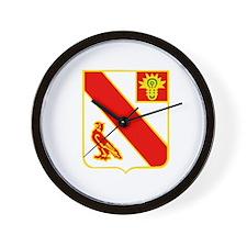 DUI - 1st Bn - 21st FA Regt Wall Clock