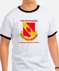 DUI - 2nd Bn - 20th FA Regt with Text T