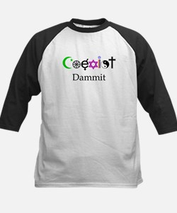 Coexist Dammit! Tee