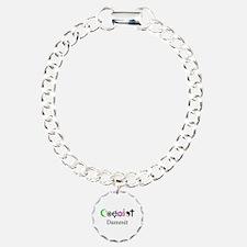 Coexist Dammit! Bracelet