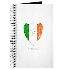 Vintage Irish Crest Journal