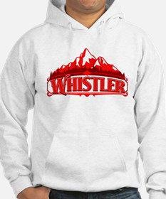Whistler Red Mountain Hoodie