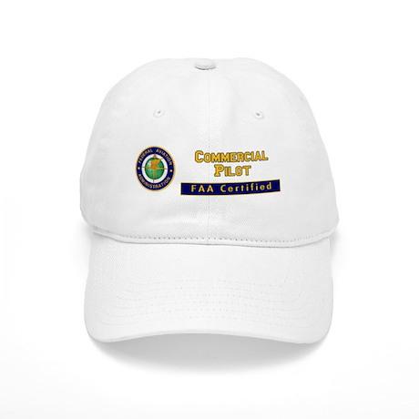 Commercial Pilot Cap