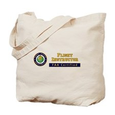 Flight Instructor Tote Bag