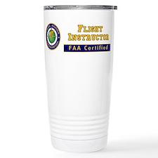 Flight Instructor Travel Mug